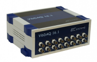 VIBdaq 16.1 - 16-channel data acquisition module