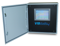 VIBstudio. Your Machinery Guardian